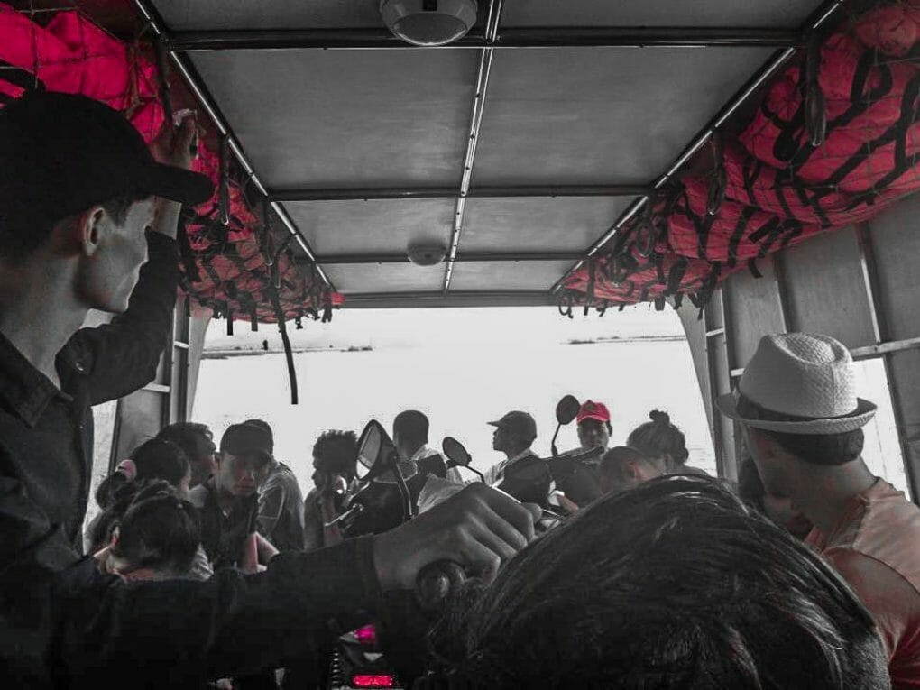 Halong Bay Boat With Locals I First Time Visitor Tips- Hanoi & Halong Bay_