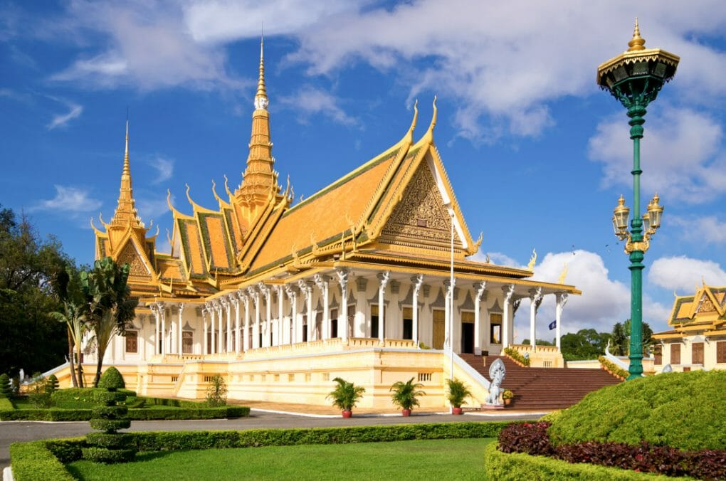 Things to do in Phnom Penh Royal Palace