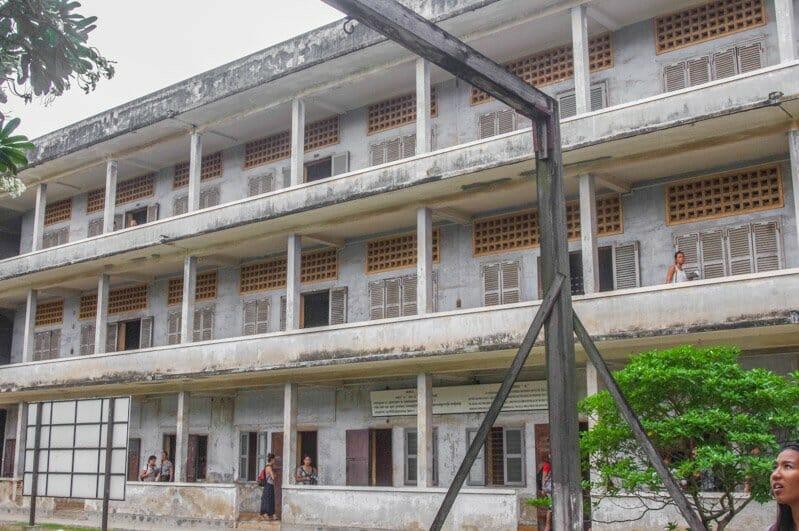 S21 Killing Fields Killing Fields   Phnom Penh Politics: History and Present