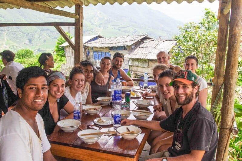 Sapa Valley Vietnam Hiking Group
