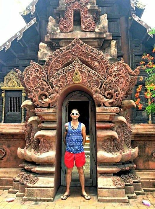 Temple I Chiang Mai Thailand