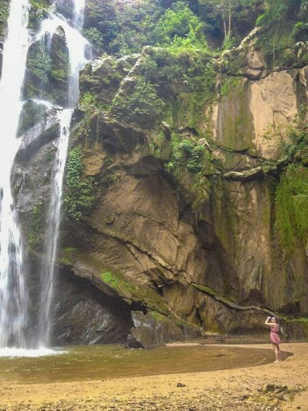 Waterfalls in Pai, Thailand