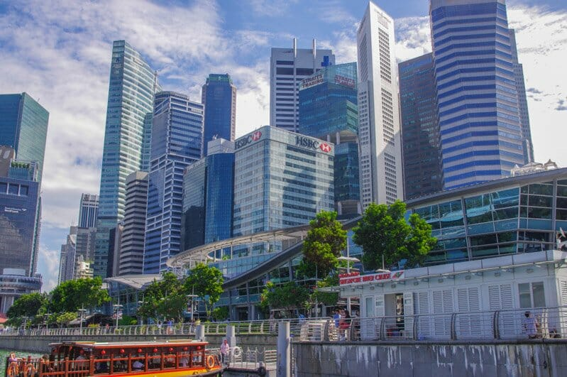 Boat Tours | Singapore