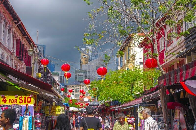 China Town | Singapore