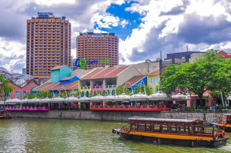 Clarke Quay | Singapore