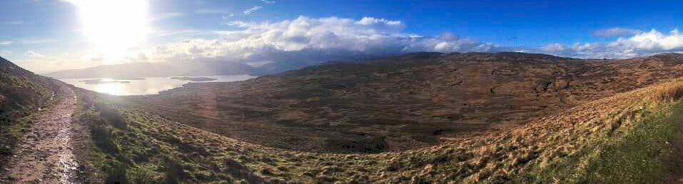 Conic Hill Scotland West Highland Way