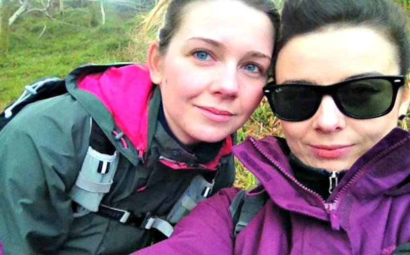 Friends West Highland Way Balmaha