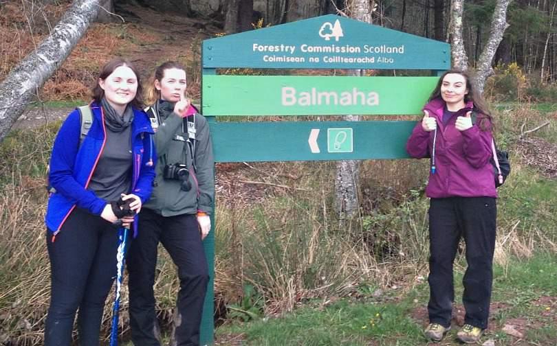 The West Highland Way Balamaha
