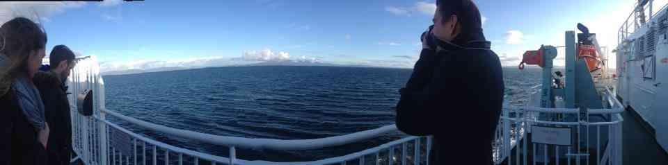 Islay Scotland Ferry Ride
