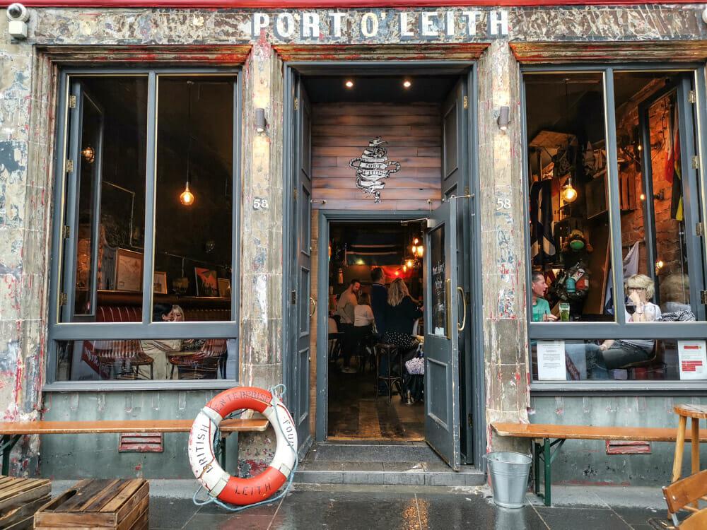 Pubs in Edinburgh