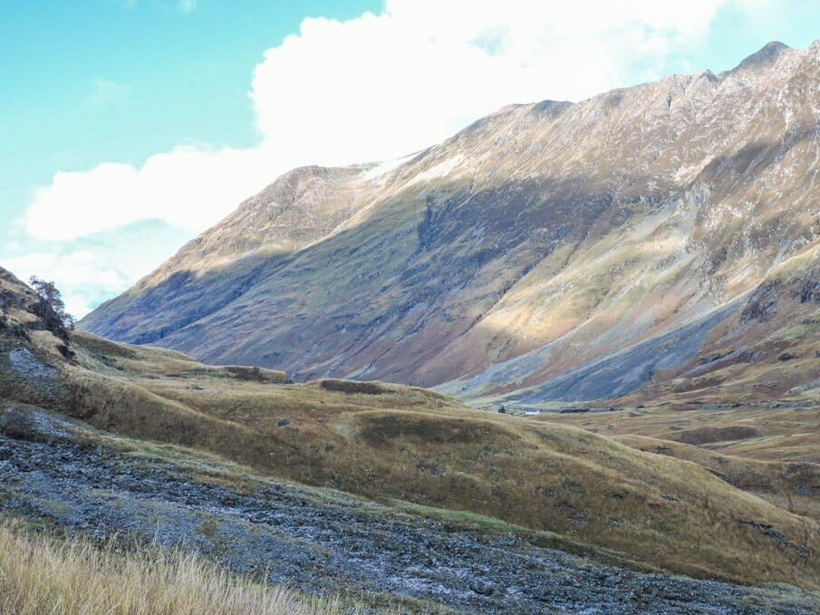 Walking the West Highland Way in 5 days
