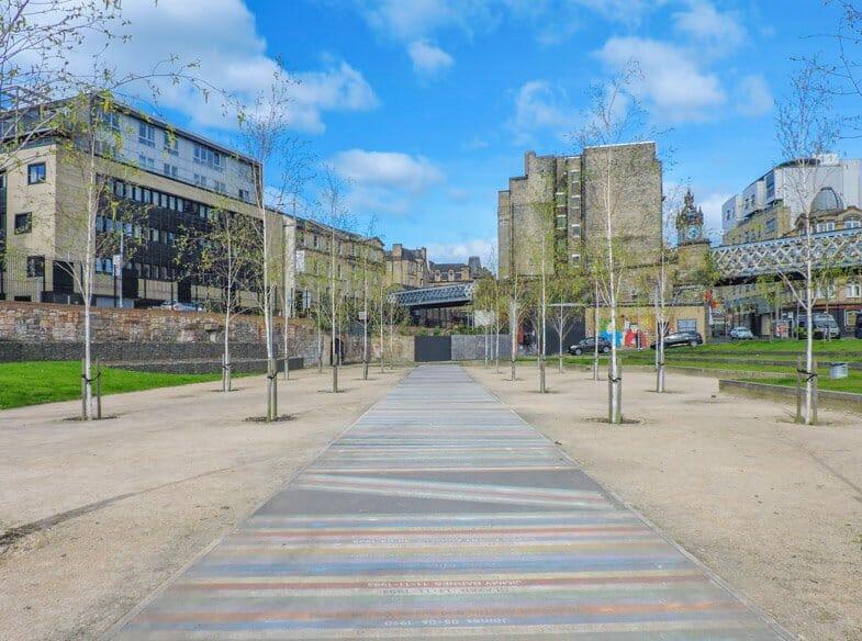 Barrowlands Park Glasgow