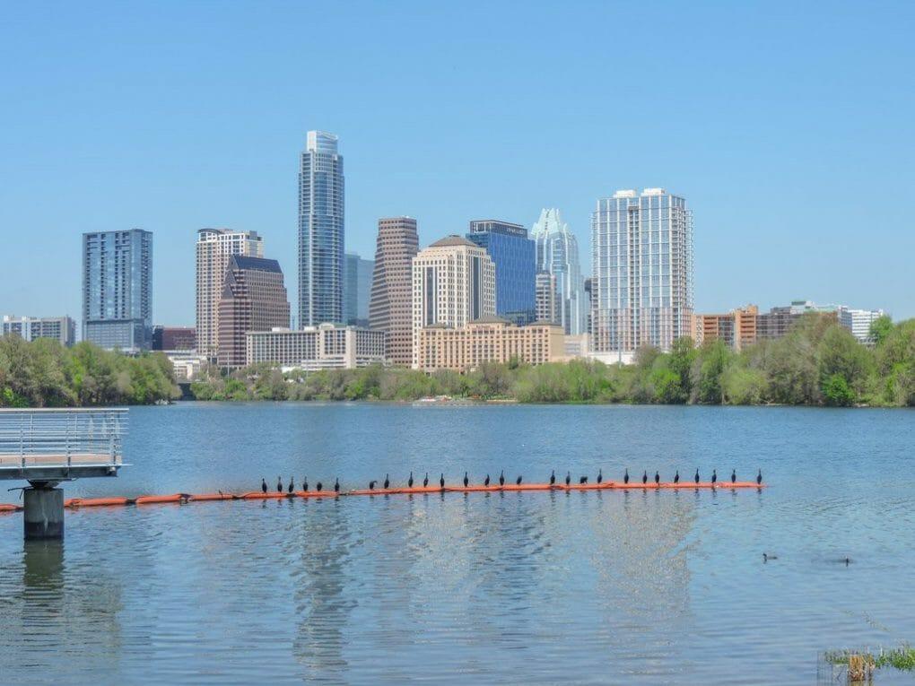 Lady Bird Lake Austin Texas attractions