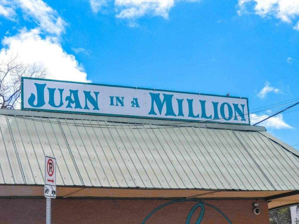Juan in a Million   Cool things to do in Austin