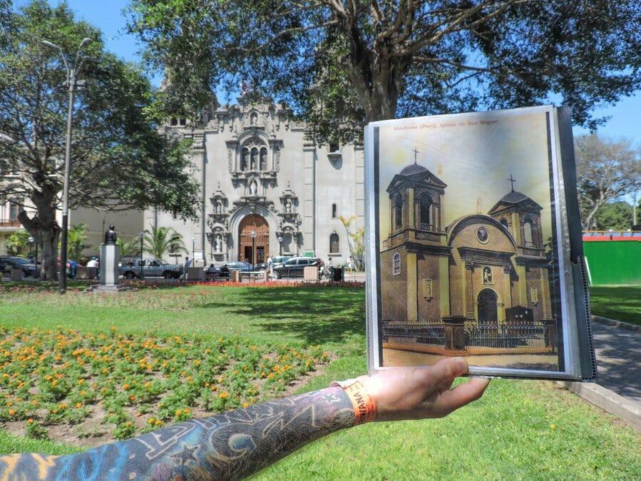 Miraflores Lima Tours