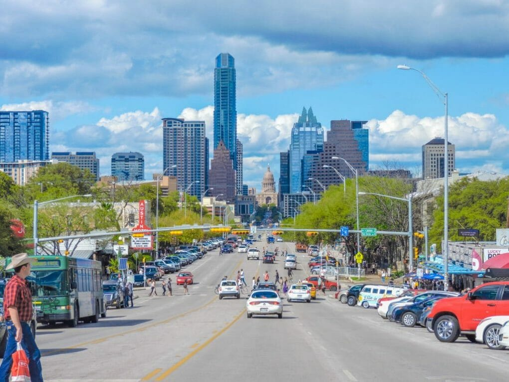 South Congress   Ten Cool Things to do in Awesome Austin