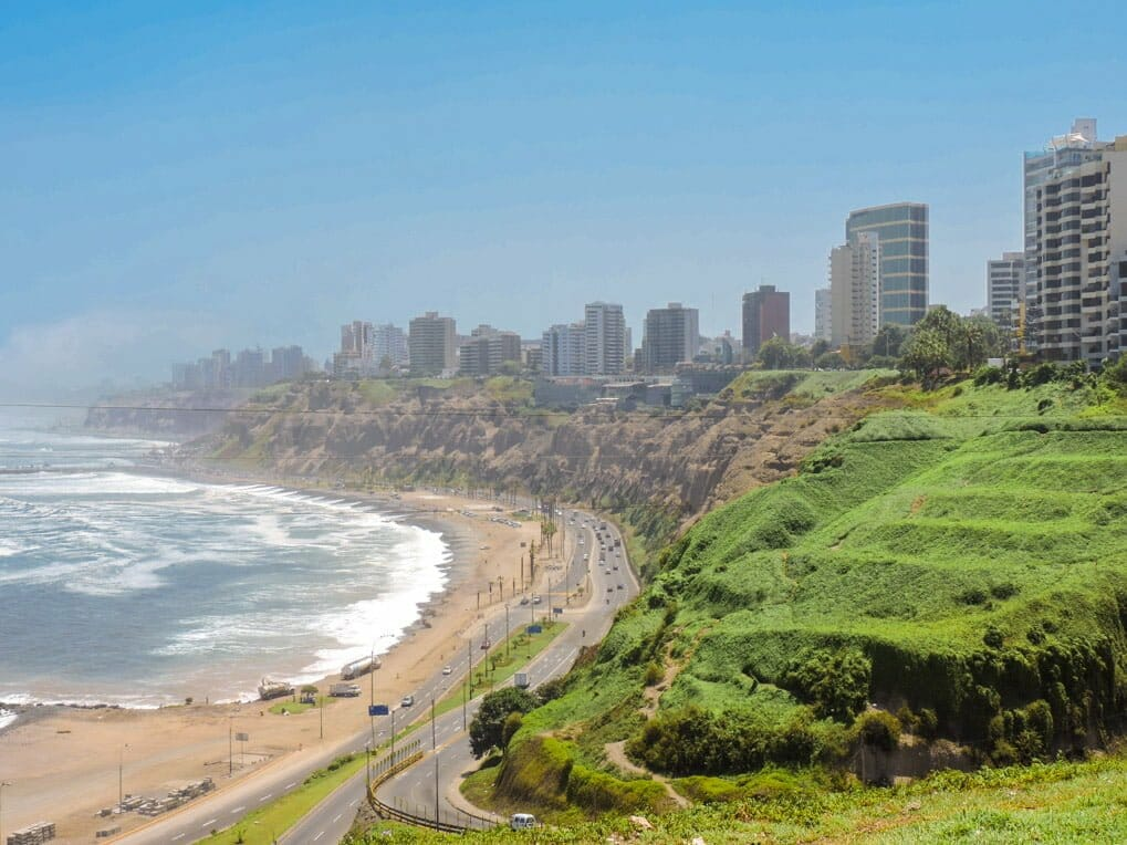 Where to stay in Lima - Miraflores