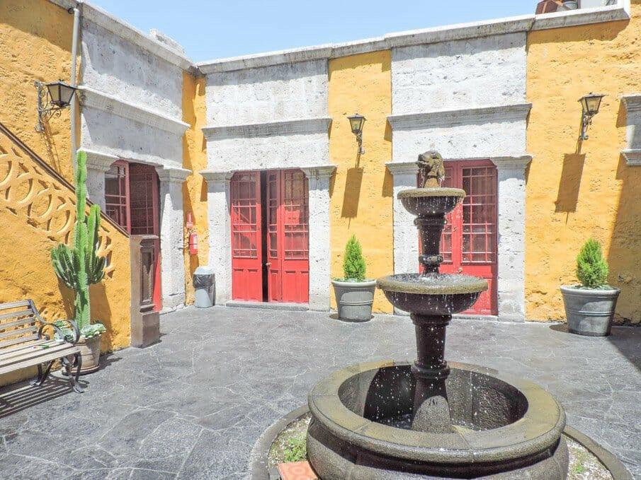Arequipa Hostels Peru