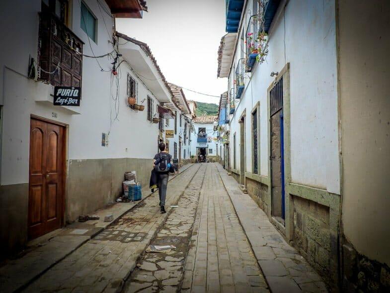 Carmen Alto Cusco
