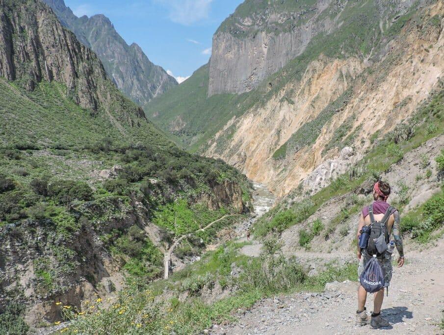 Colca Canyon trek packing list