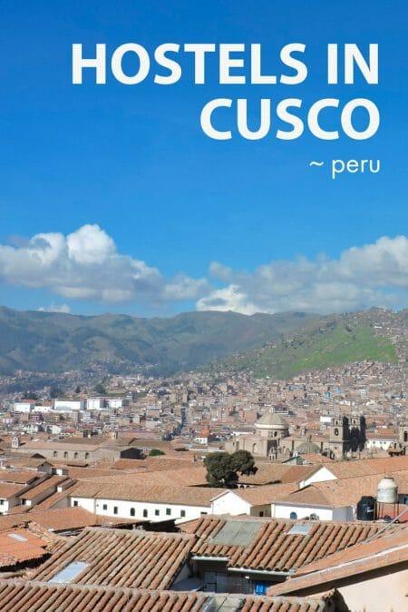 Cusco hostels | Hostels in Cusco