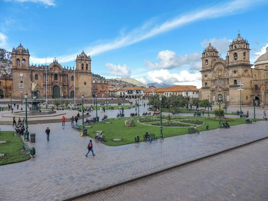 Cusco hostels Peru