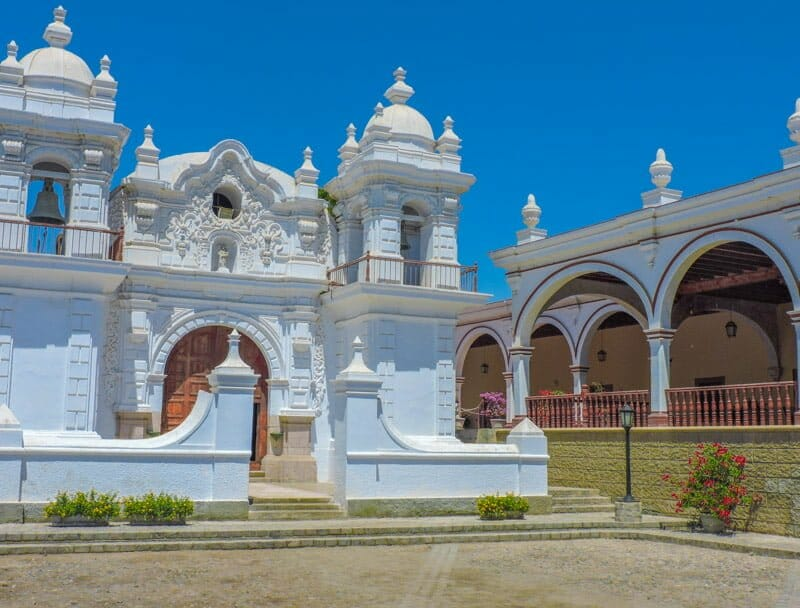 Hacienda San Jose | Paracas + Isa Ballestas Peru