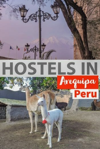 Hostels in Arequipa Peru | Arequipa accommodation