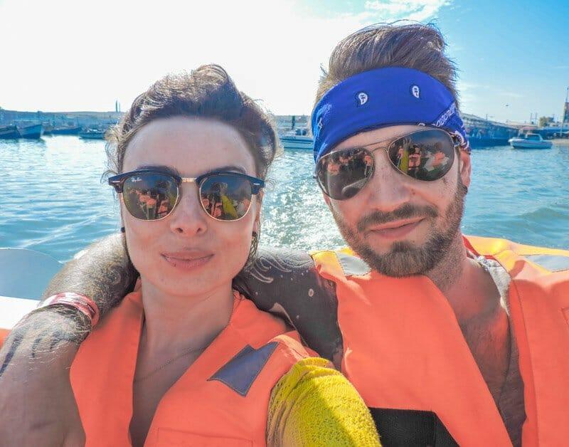 Isas Ballestas Peru boat tour