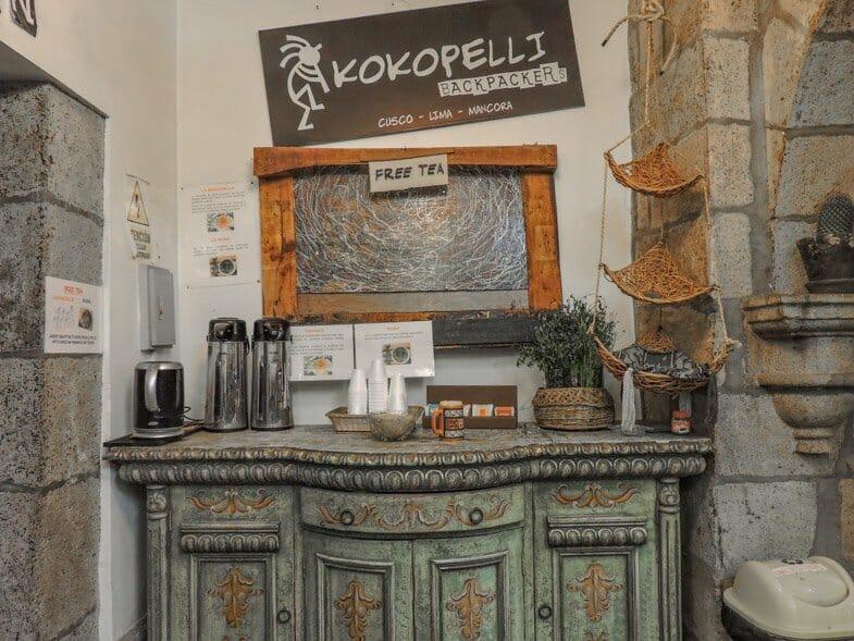 Kokopelli - Where to stay in Cusco