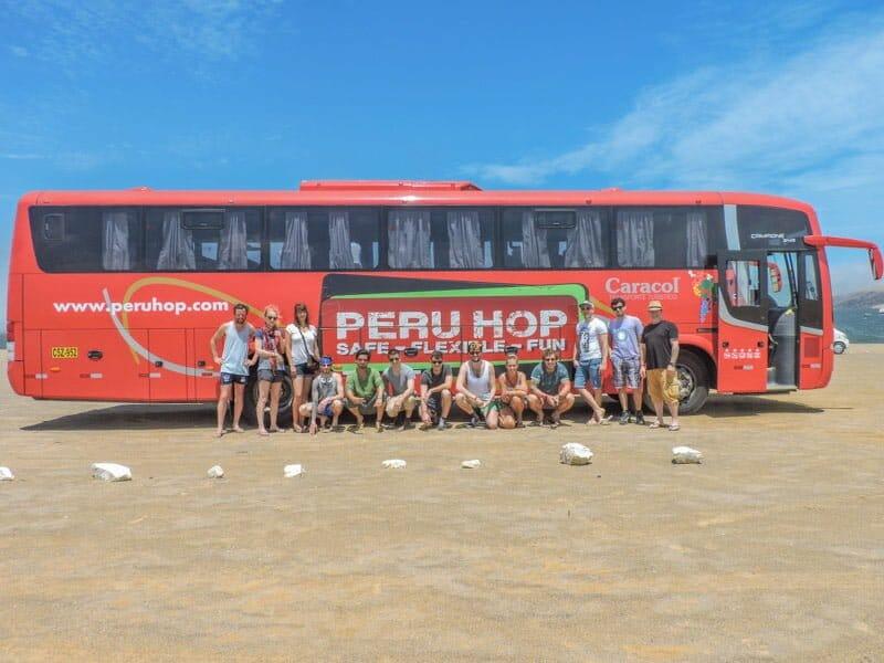 Peru Hop On Hop Off Bus | Peru