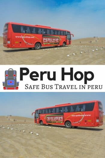 Peru Hop On Hop Off Bus