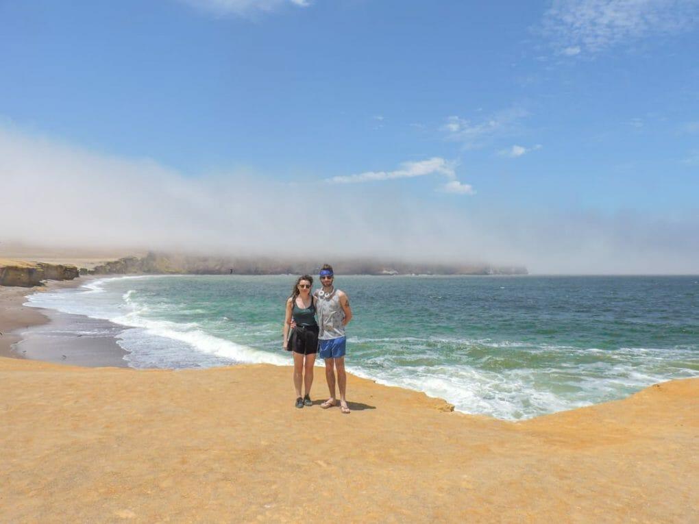 Playa Roja Peru - day trips Huacachina