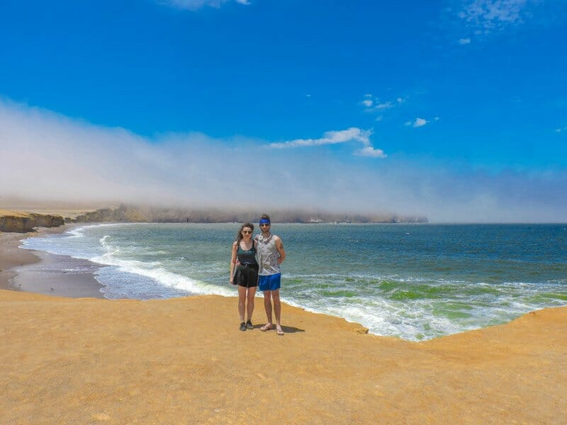 Red Beach | Paracas + Isa Ballestas_