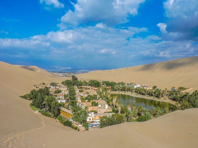 Huacachina | Sandboardng Peru