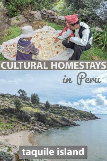Taquile Island Peru