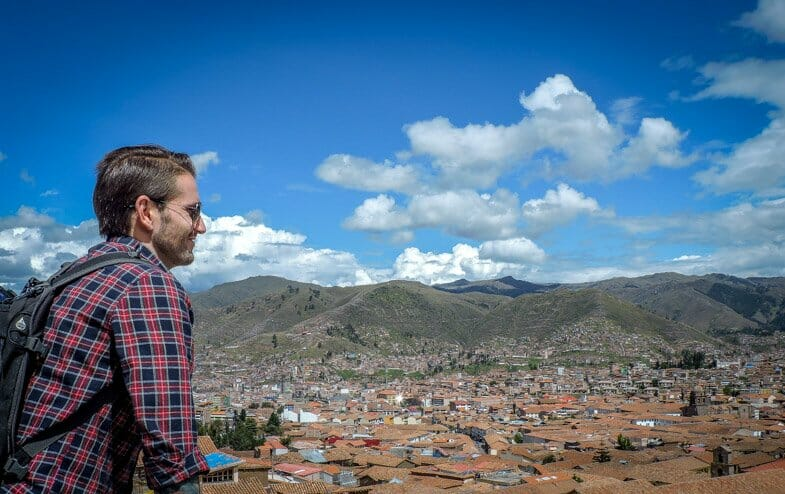 What to do in Cusco - viewing points