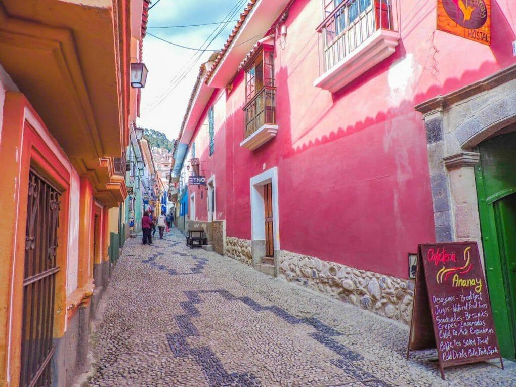 Calle Jaen in La Paz I 10 Things to do in La Paz