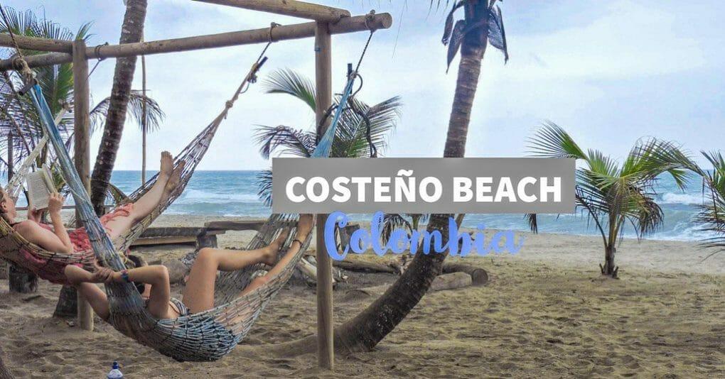 Costeno Beach Colombia
