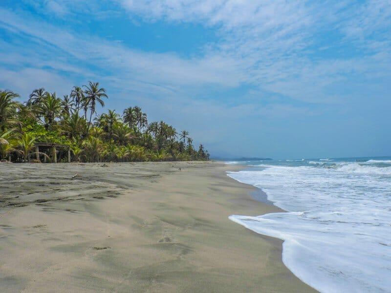 Costeno Beach, Colombia