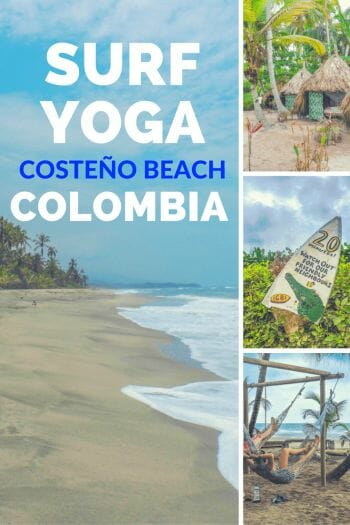 Costeno Beach Surf Camp Ecolodge, Colombia