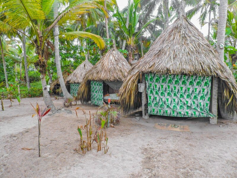 Accommodation | Costeno Beach Surf Camp Ecolodge, Colombia