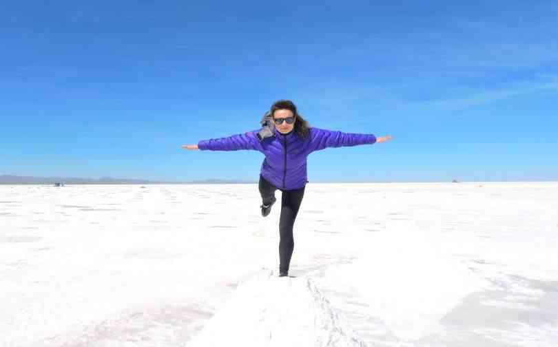 Gemma Salt Flats