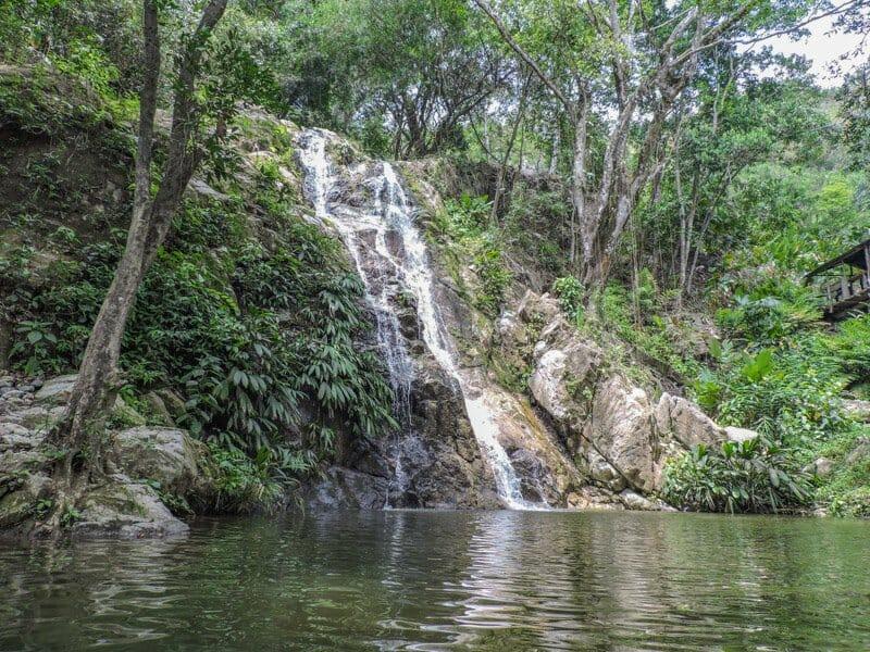 Las Cascadas De Marinka   Minca Colombia