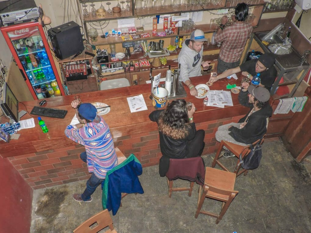 Nightlife in La Paz I 10 Things to do in La Paz