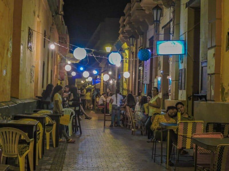 Santa Marta Restaurants