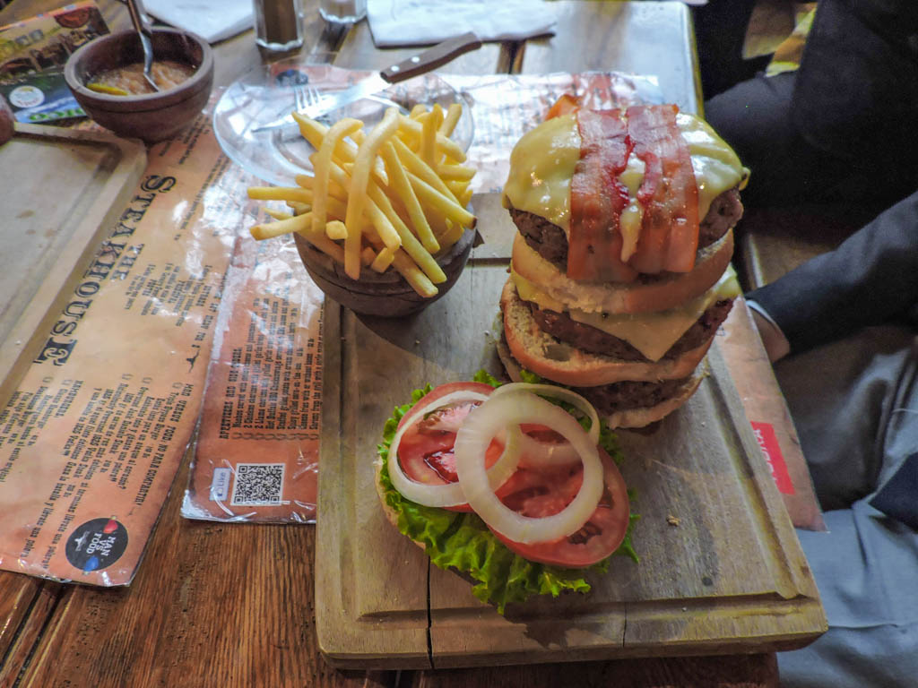 The Steakhouse in La Paz I 10 Things to do in La Paz
