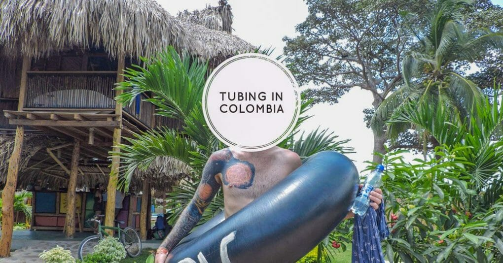 Tubing in Colombia