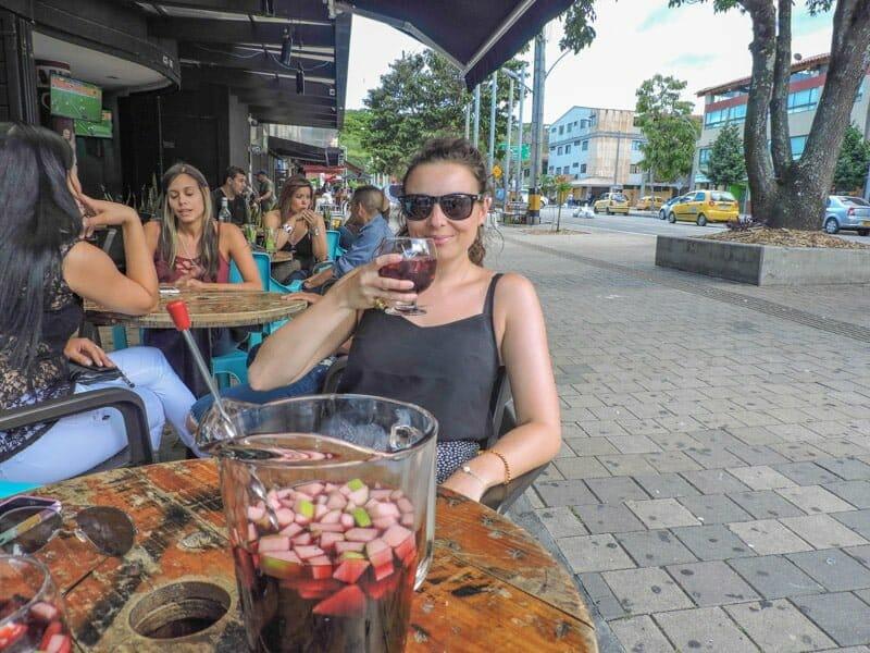 La 70   Medellin Itinerary