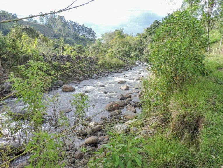 El Mocambo River I 5 Things to See in Salento